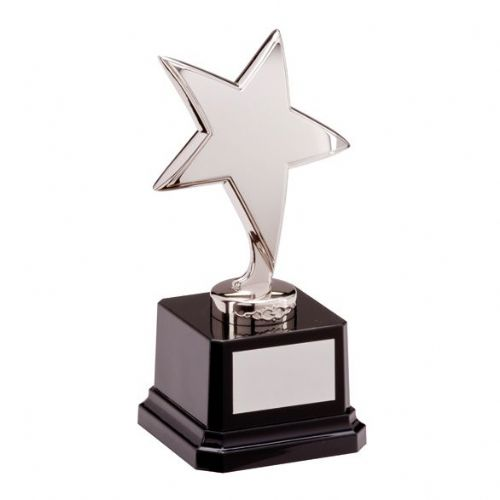 The Challenger Star Silver Award 155mm